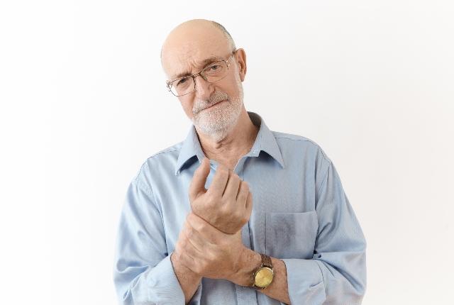 Artritis reumatoide, dolor que limita