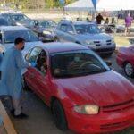 Isabela acelera las vacunaciones contra el COVID-19 mediante servi-carro