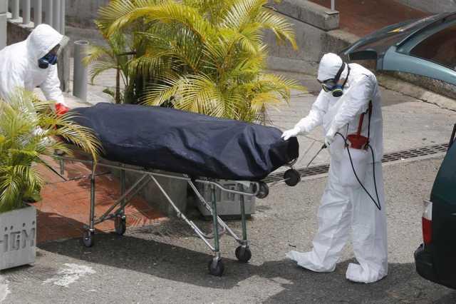 Colombia supera las 125 mil muertes por la covid-19