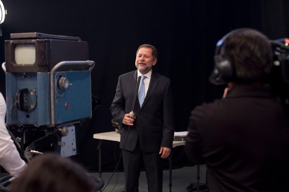 Arroyo fue el presentador del especial televisivo