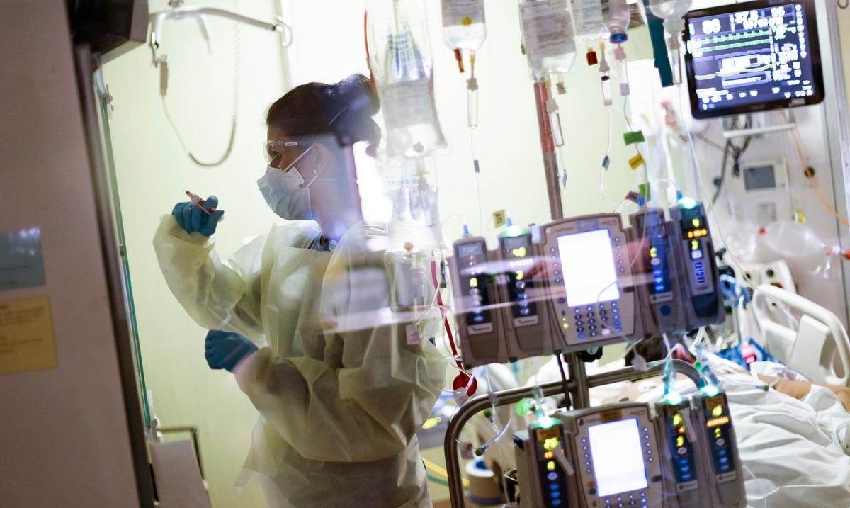 La OMS reporta un descenso importante en los contagios de COVID-19 en el mundo