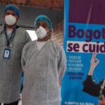 Cierran puntos de vacunación en Bogotá por incapacidad de cumplir con segundas dosis