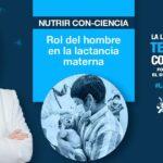 El papel del hombre en la lactancia materna es tan importante como el de la mujer