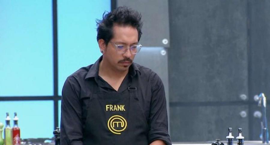 Dura confesión de Frank Martínez, de 'Masterchef', sobre cómo contempló su muerte
