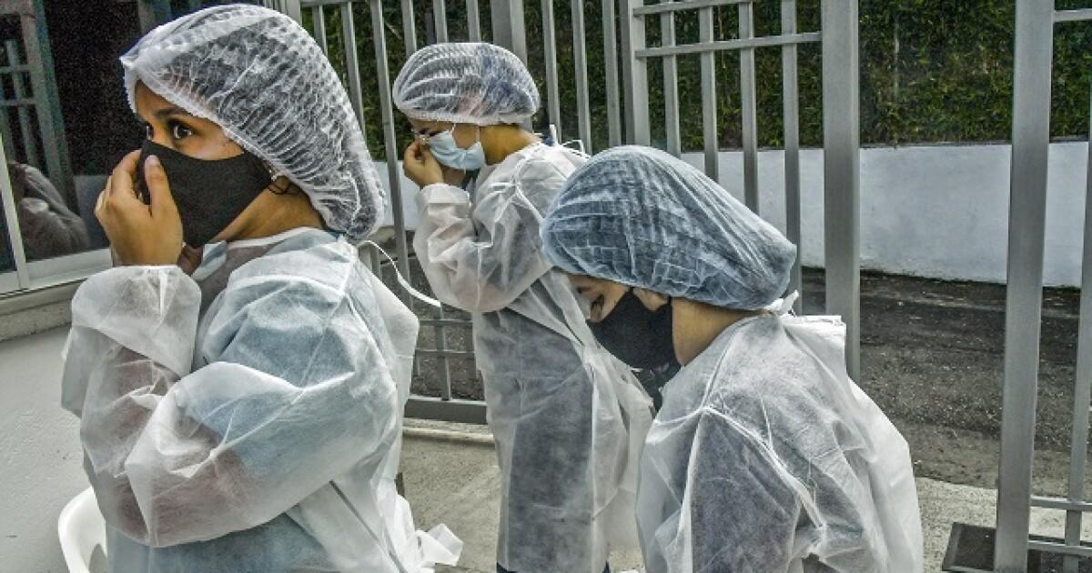 COVID-19 en Colombia: el virus cobró la vida de una menor de 15 años y 40 personas más
