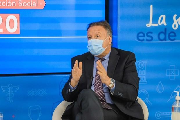 El miércoles se reiniciarán campañas de vacunación masiva, dice el viceministro de Salud