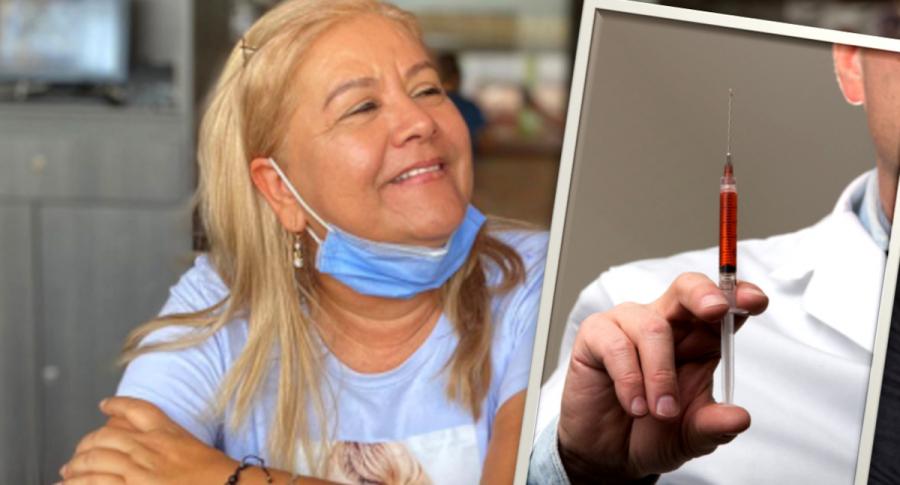 """""""Mi mamá está feliz porque va a morir"""": hijo de colombiana que recibirá eutanasia"""